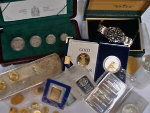 Diverse Equities Inc. Buys & Sells Gold,Silver, Coins & More