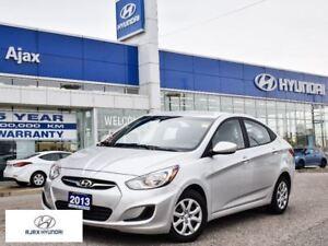 2013 Hyundai Accent GL Heated Front Seats   Hyundai Select Vehic