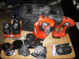 FOR SALE DRILL PACKAGE