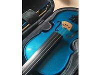 1/2 sized violin