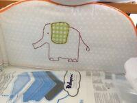 Gro Bag Cot/ Cot Bed Bumper