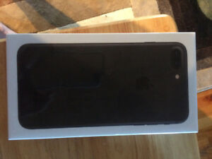 iPhone 7plus 128GB Box Sealed Bell/Virgin