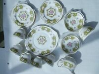 Granville Duchess bone china tea set. As new