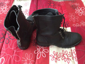 Womans Boots made by Spring