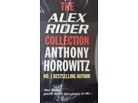Alex rider collection anthony horiwitz