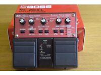 Boss RC20 XL looper pedal