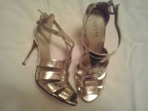 GUESS Stiletto's never worn size 8