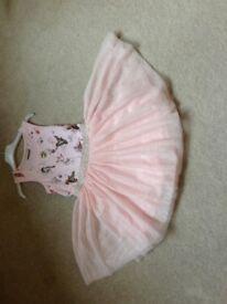 BEAUTIFUL PINK TUTU DRESS AGE 6 YEARS