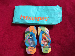Inside Out Kid's Havaianas