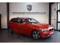 2013 13 BMW 1 SERIES 2.0 116D SPORT 3DR 114 BHP DIESEL