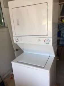 Stacked Washer-Dryer