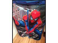 Spider man canvas wardrobe