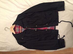 Manteau d'automne Hollister