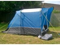 Sunncamp Silhouette 200 Tent - used twice - perfect condition