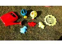 Beach /sandpit toys