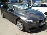 BMW 3 Series 320d M Sport (FULL LEATHER)