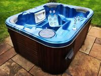 Sapphire Spas Sunset Beach Hot Tub Spa Jacuzzi *** OFFERS WELCOME ***