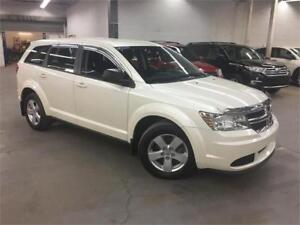 DODGE JOURNEY SE 2013 / 4 CYL / 5 PASSAGERS / 76000KM!