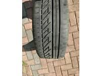 225 40 18 Lassa Phenoma 5mm tyre