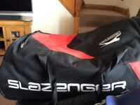 Slazanger bag with wheels