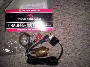 Toyota Block Heater For Sale