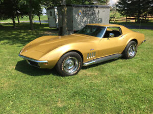 Exceptional 1969 Corvette Coupe