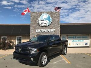 2016 Ram 1500 Sport! LOOK FINANCING AVAILABLE!