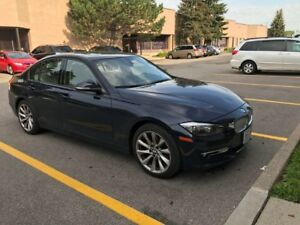 2013 BMW 3 Series xDrive