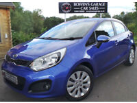 2012 KIA RIO 2 1.4 5DR - 2 LOCAL OWNERS - LOW MILES - FULL KIA S/HISTORY