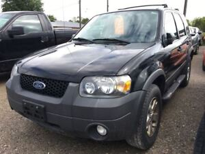 2007 Ford Escape XLT CALL 519 485 6050 CERTIFIED