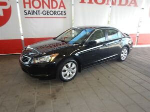 2008 Honda Accord CUIR TOIT OUVRANT IMPECCABLE WOW !!