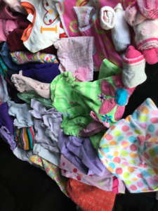 Baby girl clothing, 18-24 months, good condition, smk free, bag5