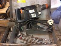 Uni-fix 600W Pneumatic Power Drill