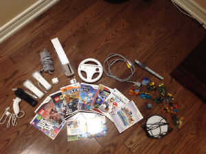 Lightly used Wii