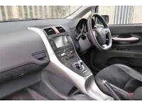 2010 Toyota Auris 1.8 T Spirit 5dr PETROL/ELECTRIC white CVT