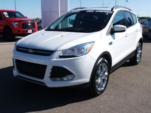 2015 Ford Escape SE 4WD CERTIFIED PRE-OWNED