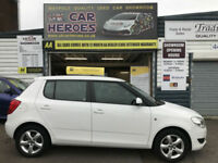 2012 SKODA FABIA 1.4 MPi SE *CHEAP INSURANCE * 12 MONTH (AA) WARRANTY INCLUDED