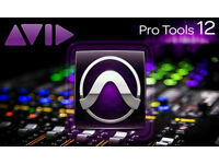 AVID PRO TOOLS HD 12.5 PC ONLY