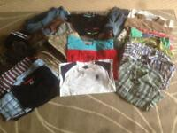 Boys Kids Clothes Selection Bundle Age 11 Duffer St George Jasper Conran Next Champion