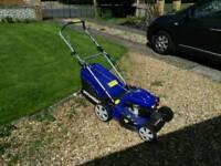 Hyundai self propelled lawn mower