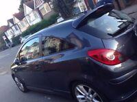 Vauxhall Corsa Design 2008* 1 owner* Low mileage 56000!