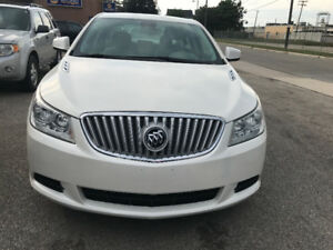Buick LaCrosse Sedan , Certified With Carproof Report