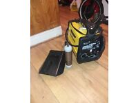 Welder gas or gasless only used once