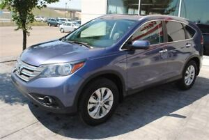 2014 Honda CR-V Touring *Local Vehicle, One Owner*