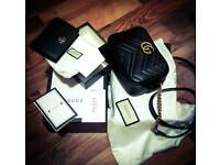 Gucci gg marmont unwanted gift
