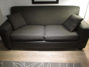 Sofa lit deux places