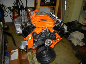 350 4 blt ENGINE, 1981 MALIBU PTS, Z28 WHEELS, CENTERLINE ETC