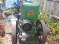 Lister A stationery engine