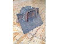 Ridge Tile Vented Victorian Roofing