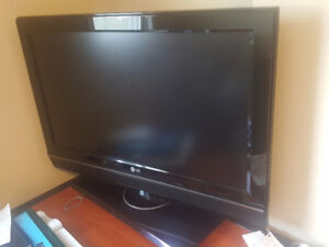 "LG 32"" TV with Stand. No Remote Control"